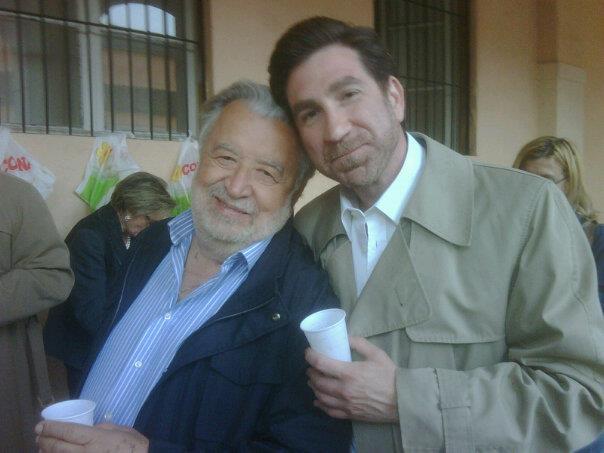 Eugenio Gradabosco e Pupi Avati
